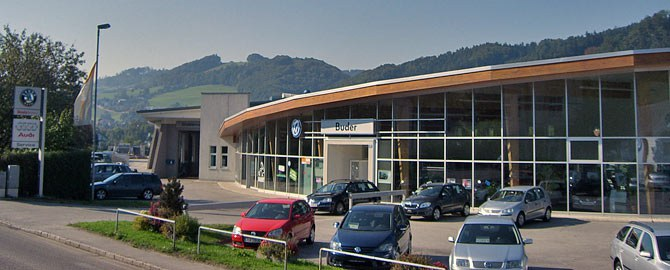 Autohaus Buder GmbH & CO KG